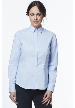 Camicia da Donna Ingram, slim fit, in cotone