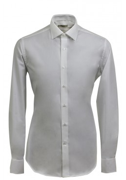 Camicia Uomo Ingram, slim fit, in puro cotone oxford