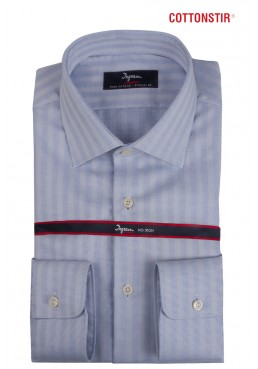 Camicia Ingram Uomo silm fit, in cotone no-stiro